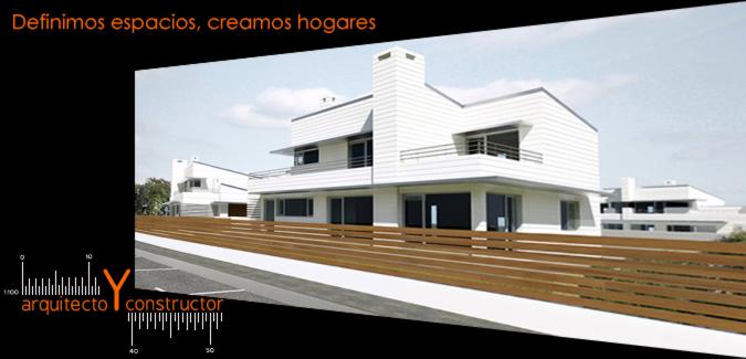 Arquitecto y constructor construcci n y obra nueva for Arquitecto constructor